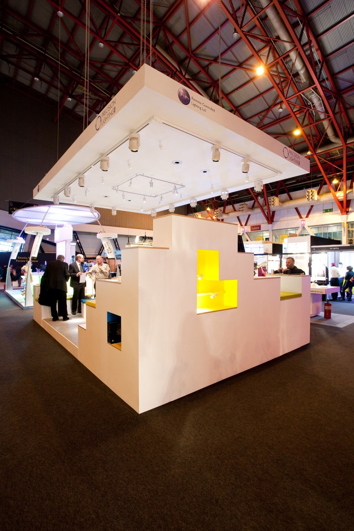 Exhibition Stand Lighting S : Arc lighting not tom