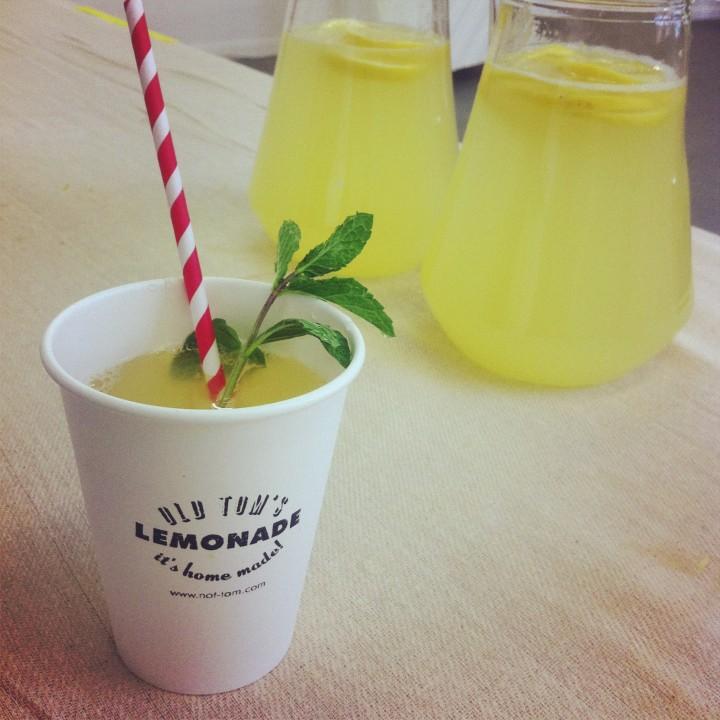 Old Tom's Lemonade